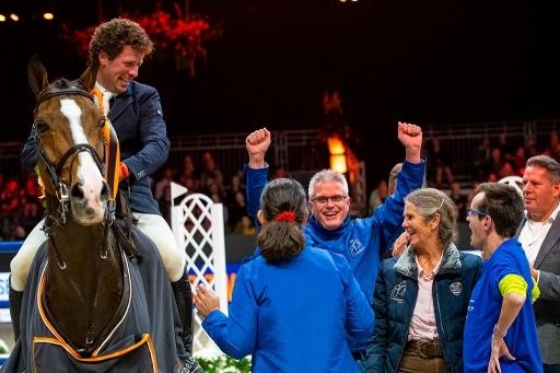 Pim Mulder - Freedom Again Jumping Zwolle 2019 © DigiShots