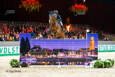 Sophie Hinners - Vittorio 8 Jumping Zwolle 2019 © DigiShots